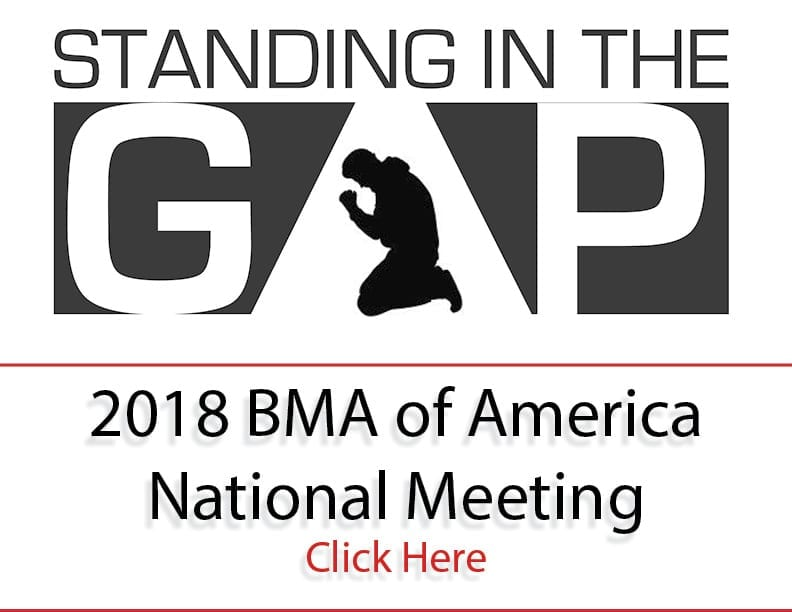 BMA National Meeting Sessions- Click Here!