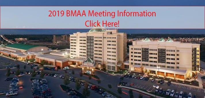 2019 BMAA Meeting